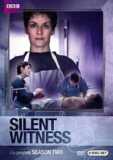Silent Witness: Season Two by Amanda Burton, William Armstrong, Sam Parks