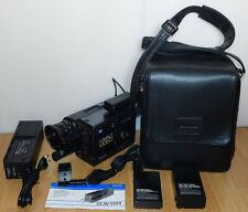 Philips VKR 6843 VHS/C VHS-C PAL Camcorder Kamera + Zubehörpaket VHSC VKR6843