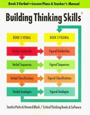 Building Thinking Skills Level 3 Verbal - Instruction/Answer Guide