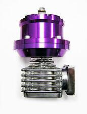 OBX Waste Gate Aluminum External 40 mm 40mm 4-bolt Flange WG Wastegate (Purple)