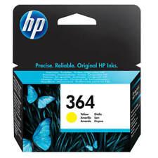 HP 364 Ink Cartridge - Yellow