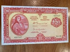 LADY LAVERY RARE £20 & £10 REPLACEMENT BANKNOTES