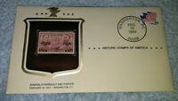 Historic Stamps of America ADMIRALS FARRAGUT & PORTER Commemorative Stamp