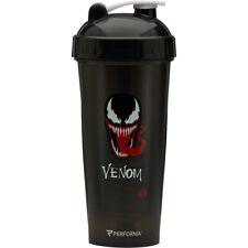 Perfectshaker Performa 28 OZ. Marvel Coctelera Taza-Venom-Botella De Gimnasio Perfecto!