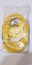 Turck RSM RKM 40-4M Cable New