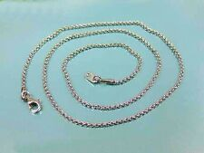 Stainless Steel 316L Chain Necklace Hypoallergenic  *  US Seller  *