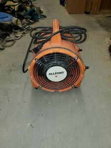 ALLEGRO 9533 CONFINED SPACE AIR BLOWER NO HOSE