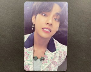 BTS-MAP OF THE SOUL ON:E DVD OFFICIAL PHOTO CARD TAEHYUNG