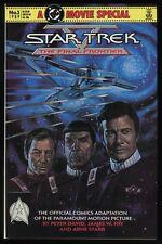 Star Trek V 5 The Final Frontier Movie Adaptation Comic USS Enterprise Klingon