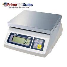 Bench Scale CAS SW-20 20 lb x 0.01 lb