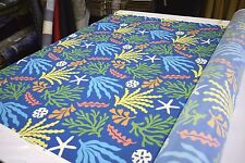 """SWAVELLE MILL CREEK BASHOR PACIFIC INDOOR OUTDOOR HOME DECOR FABRIC 54"""" SOLD BTY"""