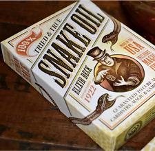 Snake Oil Elixir Playing Cards ships