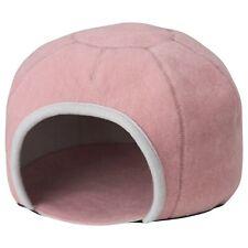 Ikea Lurvig Cat house cat igloo, light gray/pink reversible New! 704.675.99