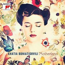 Khatia Buniatishvili - Motherland - CD (Neu & Verschweißt)