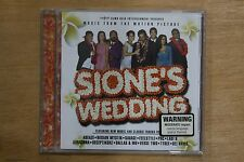 Sione's Wedding - Original movie soundtrack  (Box C257)