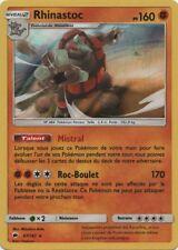 Pokemon - Rhinastoc X1 - Holo Rare - SL3 - 67/147 - VF Français
