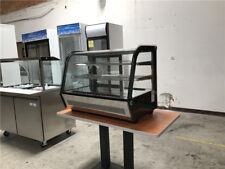 "35"" Countertop Deli Case Restaurant Showcase Bakery Pastry Deli Commercial New"