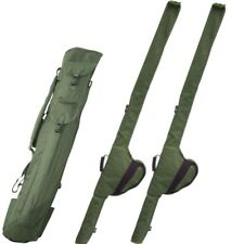 Quiver Rod Holdall With 2 Single Rod Sleeves Carp Fishing Tackle