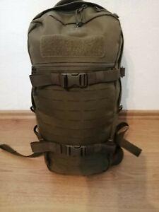 Tasmanian Tiger Rucksack Backpack TT Modular Daypack L EDC oliv, gebraucht