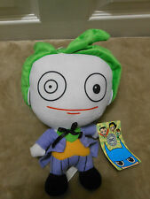 Brand new with tags DC Comics Originals Caricature Plush Dolls THE JOKER
