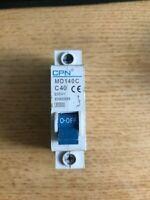 CPN MD110B 10a Type B Single Pole MCB Unused