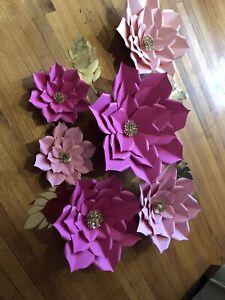 Set Flores Gigantes
