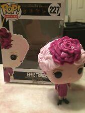 Funko Pop Movies: The Hunger Games: Effie Trinket 227 vinyl figurine