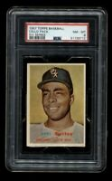 WOW 1957 topps baseball cello pack PSA 8 SERIES 5 high series NM-MT condition