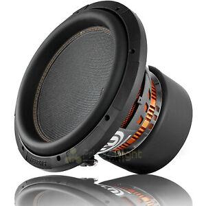 "Memphis Audio 12"" DVC Subwoofer 3000 Watts Max Dual 4 Ohm Mojo Series MOJO612D4"