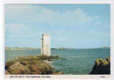 THE LIGHTHOUSE, PORT ELLEN: Isle of Islay postcard (C31129)