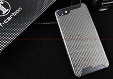 100% CARBON FIBER MATT FLAT LUXURY CASE W/ GIFT BOX FOR 4.7'' APPLE iPHONE 7
