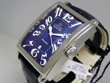 Gevril Avenue of Americas Automatic Date 5004 LTD 44x34mm $3,450 NIB