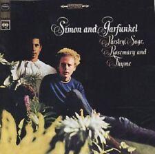 SIMON & GARFUNKEL - Perejil Sage Rosemary Thyme NUEVO CD
