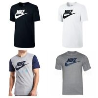 Nike Futura Mens T Shirt Casual Tee Gym Sports T-Shirt Top Cotton