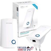 RANGE EXTENDER TP-LINK TL-WA850RE  WIRELESS N 300Mbps WIFI