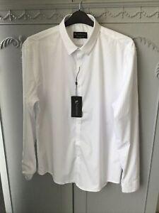 Tailored Athlete Size XXL White Dress Shirt Bnwt