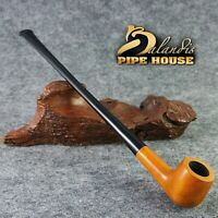 "Balandis original Tobacco 215mm / 8.46"" Churchwarden smoking pipe * Honey LADY *"