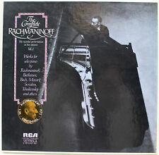 [EX 3 LP BOX SET] The Complete Rachmaninoff Vol. 2 RCA Victrola,AVM3 0261, Piano