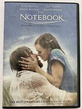The Notebook (DVD, Platinum Series) Ryan Gosling, Rachel McAdams