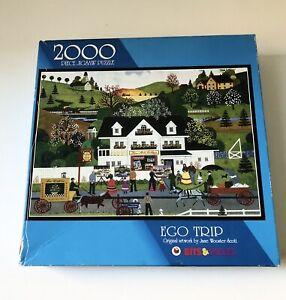 2000 Piece Jane Wooster Puzzle