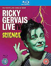 Ricky Gervais - Live - Science (Blu-ray, 2010)