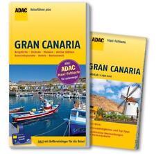 ADAC Reiseführer plus Gran Canaria von N.C. Nenzel (2017) mit Maxi-Faltkarte