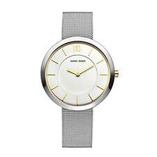 Danish Design IV65Q1001 Two Tone Stainless Steel Quartz Classic Women's Watch