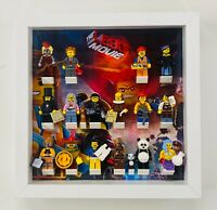 Display Case Frame for The Lego movie minifigures 71004 no figures