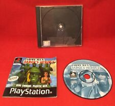 Army Men Sarge's Heroes (No Front Cover Inlay) - PlayStation 1 PS1 - PAL TESTED