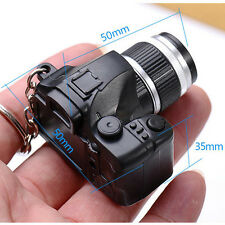 new Camera With Flash Light Lucky Cute Charm LED Luminous Keychains