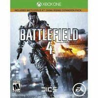 Battlefield 4 - Original Microsoft Xbox One Game
