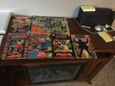 Justice League of America 31 39 42 47 56 62 65 All 3.0-5.0 Range Sa See Photos