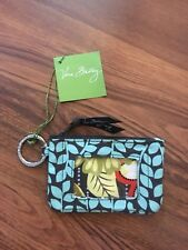 Vera Bradley Disney Mickey Mouse Perfect Petals Zip ID Case Wallet New with Tags
