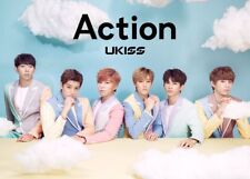 U-KISS-ACTION-JAPAN CD+DVD Ltd/Ed O75